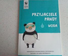 Okładka ksiązki WWF: Przyjaciele Pandy - Woda